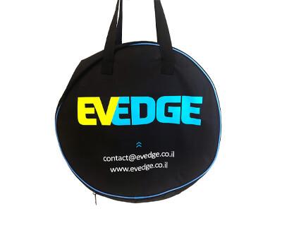 תיק לאחסון ונשיאת כבל EV-Edge;